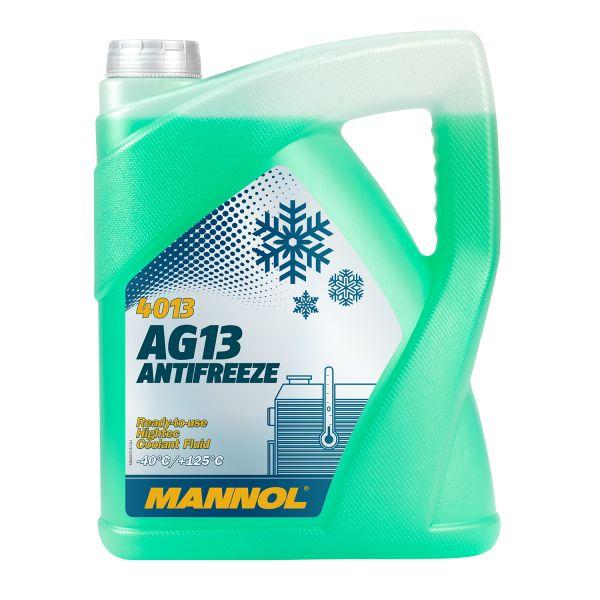 MANNOL Antifreeze AG13 Frostschutz Fertiggemisch (-40°C)
