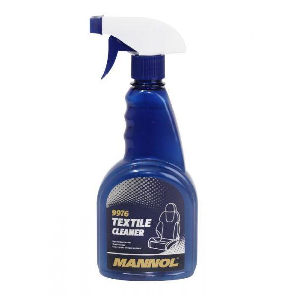 MANNOL Textile Cleaner Polsterreiniger Teppichreiniger PKW 500ml Pumpflasche