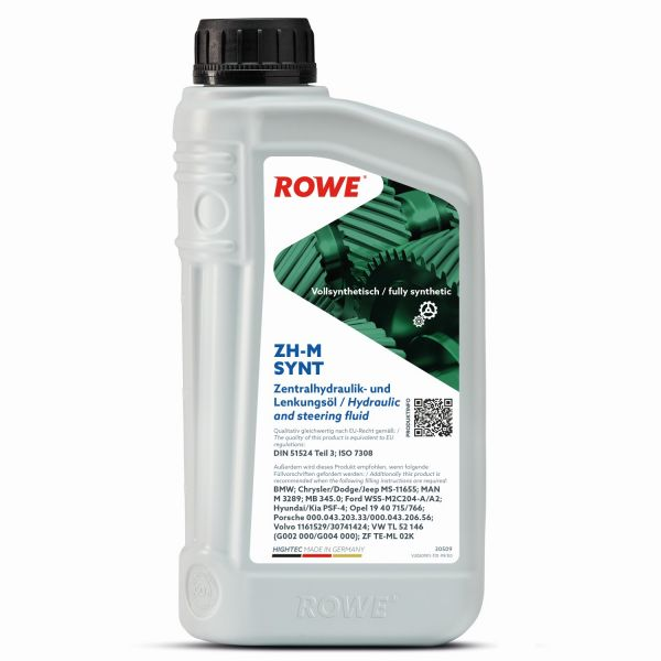ROWE ZH-M SYNT