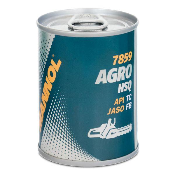 100ml MANNOL 7859 AGRO HSQ Zweitaktöl für Kettensägenmotoren