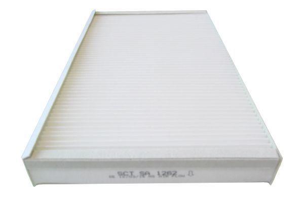 Pollenfilter/ Innenraumfilter SA 1262 von SCT Germany