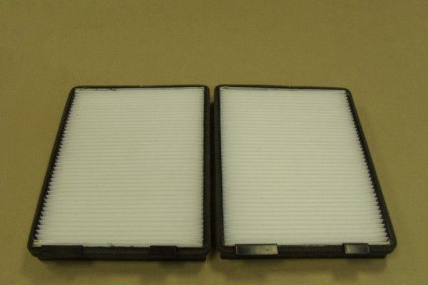 Pollenfilter/ Innenraumfilter Set SA 1105 von SCT Germany
