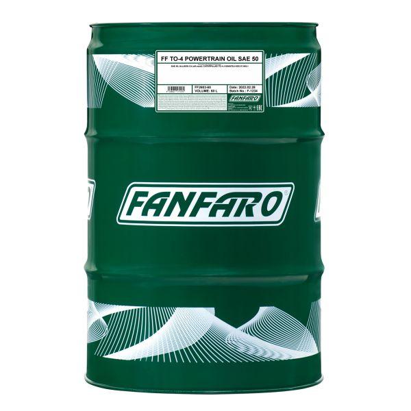 FANFARO TO-4 Powertrain Oil SAE 50