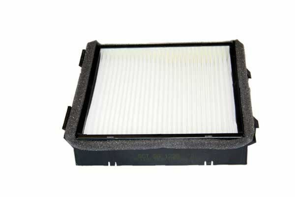Pollenfilter/ Innenraumfilter SA 1226 von SCT Germany