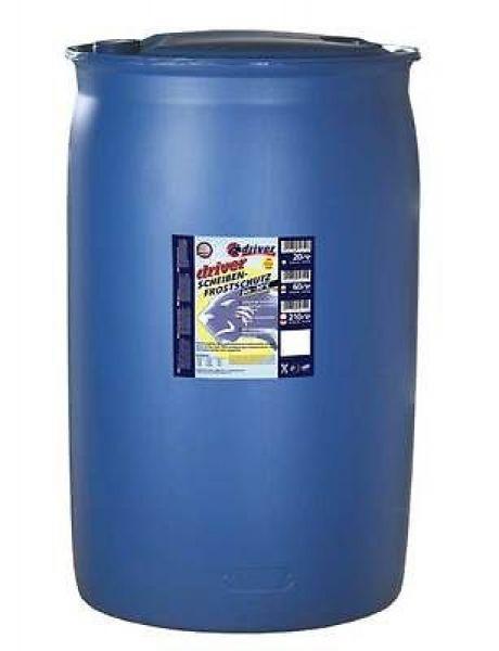 210 Liter Fass DRIVER Scheibenreiniger-Frostschutz bis -60°C mit Citrusduft