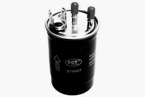Kraftstofffilter ST 6027 von SCT Germany