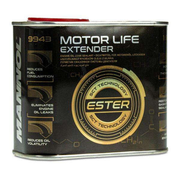 MANNOL 9943 Motor Life Extender Motoröl-Additiv, 500ml