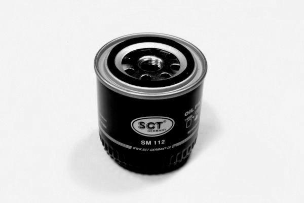 1x SM 112 Ölfilter von SCT Germany