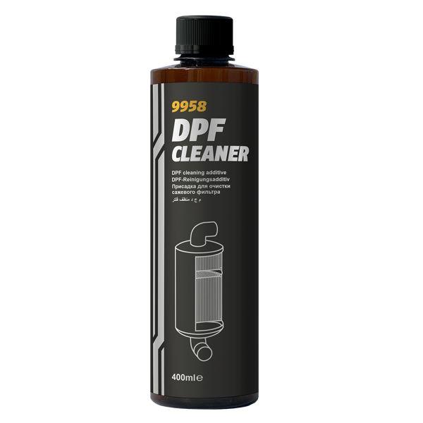 MANNOL 9958 DPF Cleaner Diesel-Kraftstoffadditiv, 400ml