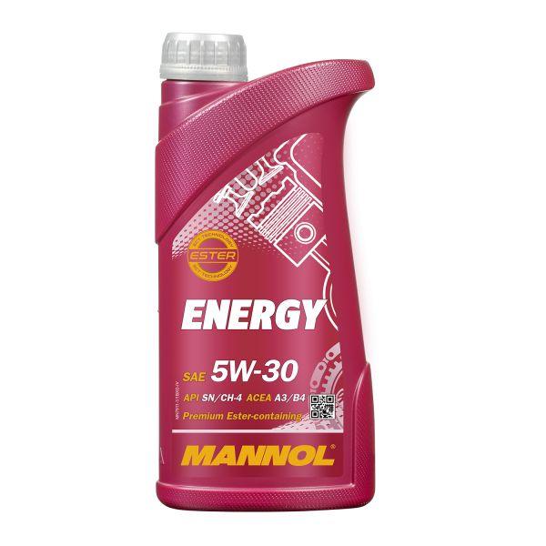 1 Liter MANNOL 5W-30 Energy teilsynthetisches Motoröl