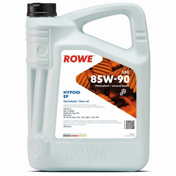 ROWE Hightec Hypoid EP 85W-90