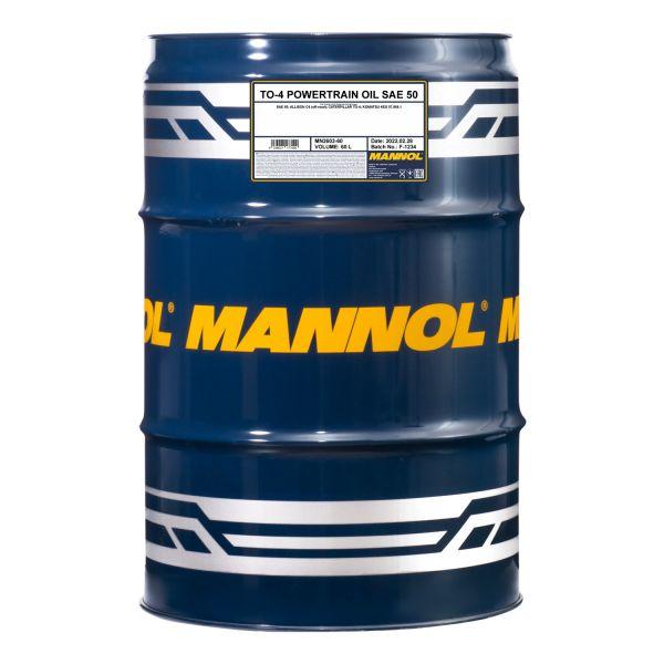 MANNOL TO-4 SAE 50