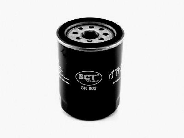 Ölfilter/ Anschraubfilter SK 802 von SCT Germany