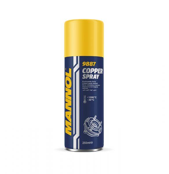 MANNOL Copper Spray, Kupferspray, Spraydose 250ml