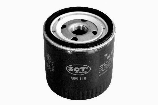 1x SM 119 Ölfilter von SCT Germany