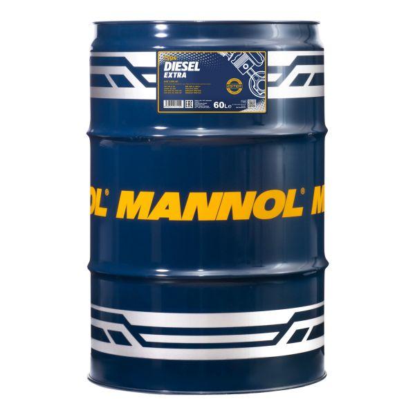 MANNOL DIESEL EXTRA SAE 10W-40