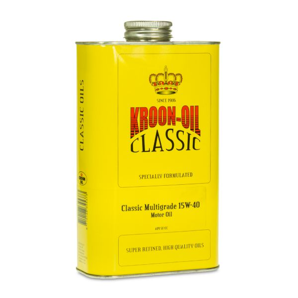 1 Liter KROON-OIL Classic Multigrade 15W-40 - Motoröl