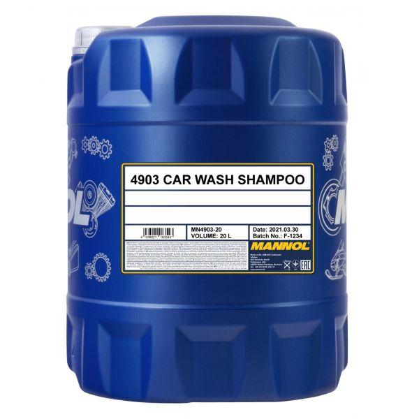 Mannol Car Wash Shampoo, Autoshampoo