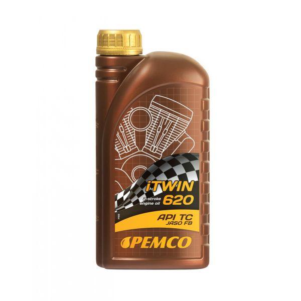 PEMCO iTWIN 620 2-Takt-Motorenöl API TC, JASO FB