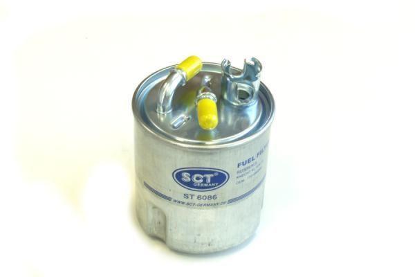 Kraftstofffilter ST 6086 von SCT Germany